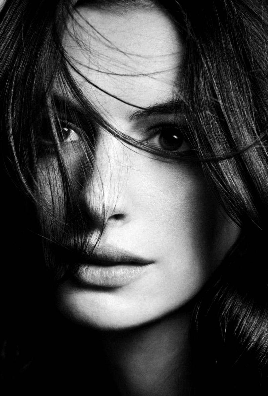 Anne Hathaway #portrait