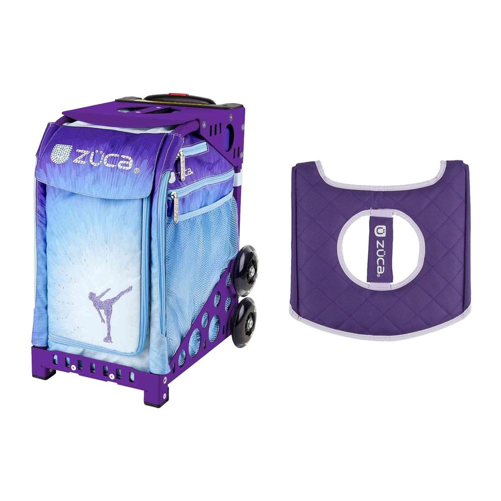 zuca sports frame insert bag ice dreamz free seat cushion - Zuca Frame