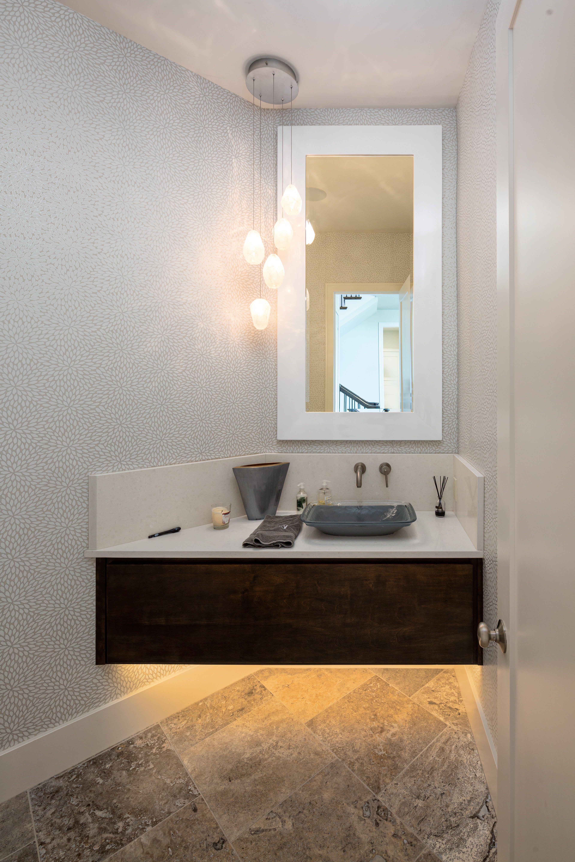Powder Bath Powder Bath Shamrock Flooring Half Bathroom