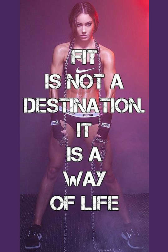 25 Motivational Women S Fitness Quotes Guaranteed To Inspire You Female Fitness Motivation Workout Motivation Women Fitness Quotes Women Bodybuilding Workouts