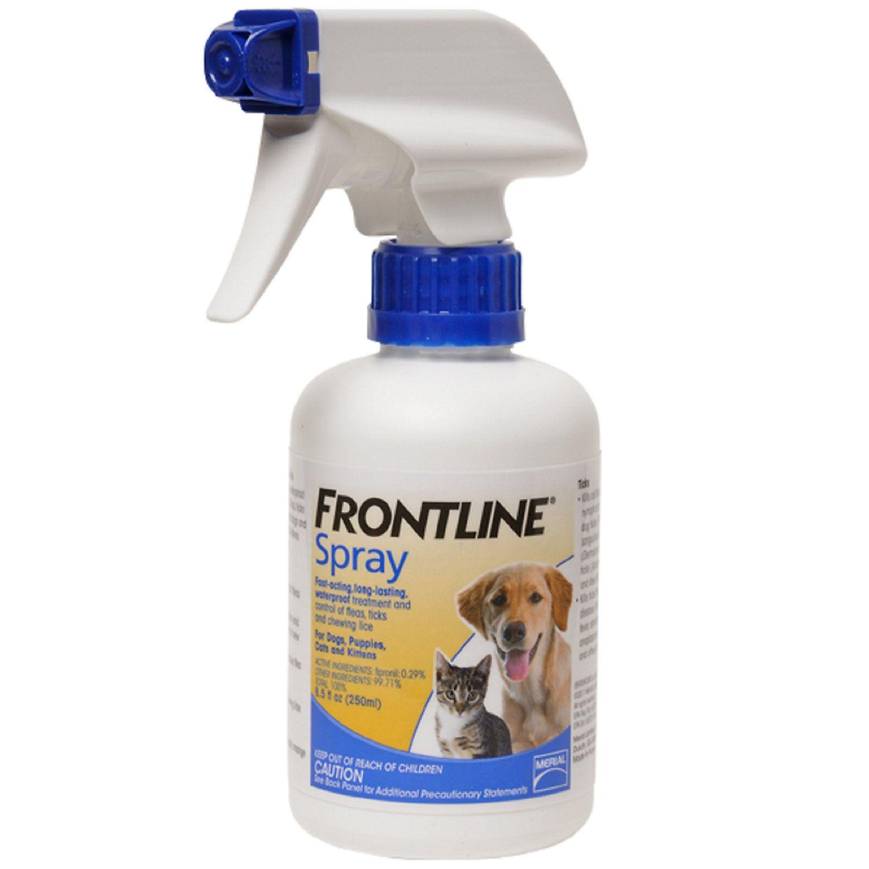 FRONTLINE Flea Spray for Dogs & Cats Frontline spray
