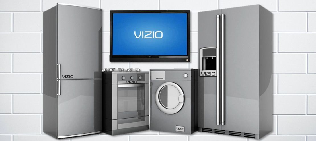 Is Vizio Getting Into Kitchen Appliances And Home Electronics