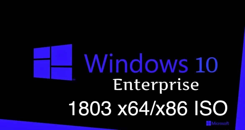 Windows 10 Enterprise (x86/x64/ARM) Final Bootable ISO File