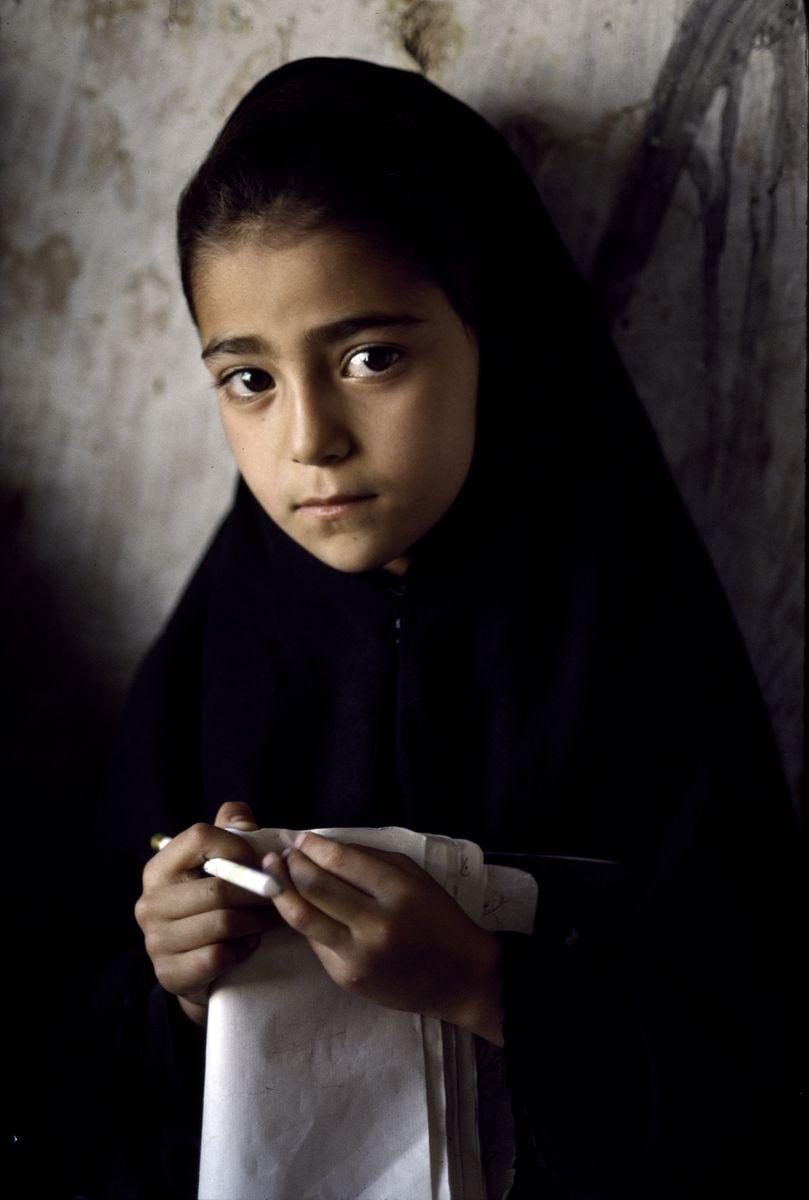 Garota afegã