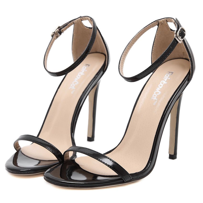 2016 women shoes brand ZA R high heels sandals pump wedding shoes sexy  party high heels