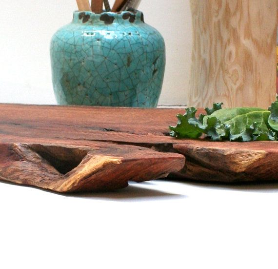 Centerpiece Live Edge Table Runner Woodland By Realwoodworks1 175 00 Live Edge Table Wood Serving Board Pecan Tree