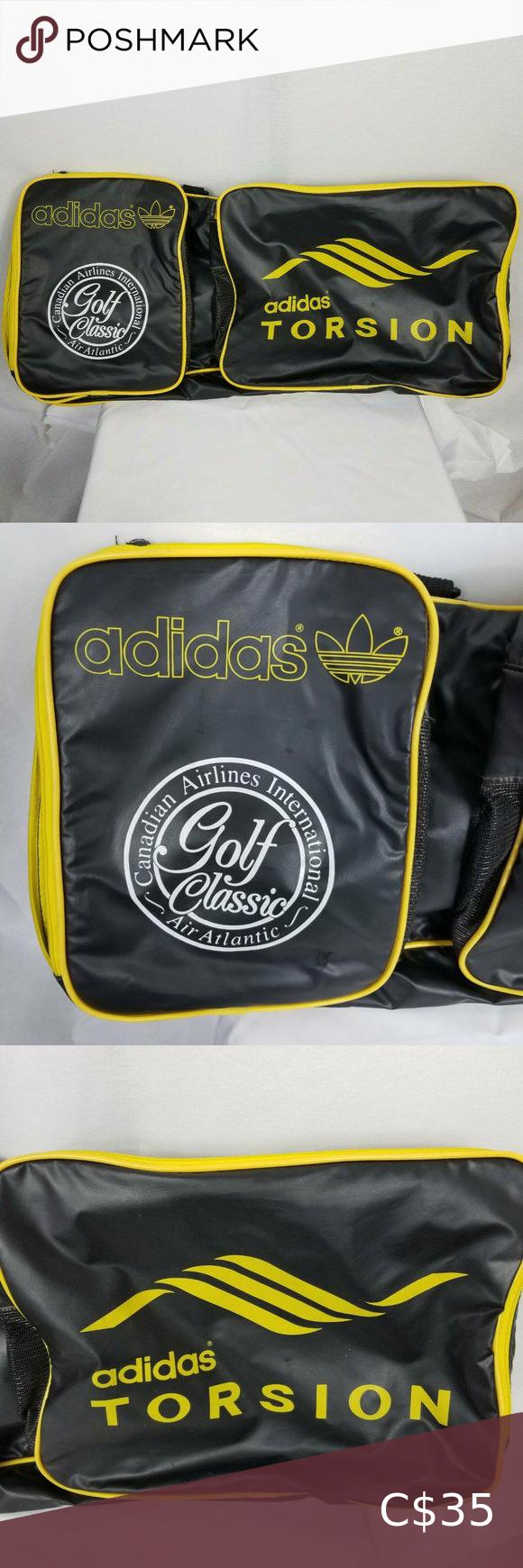 adidas Torsion Golf Classic Sports Bag in 2020 Adidas