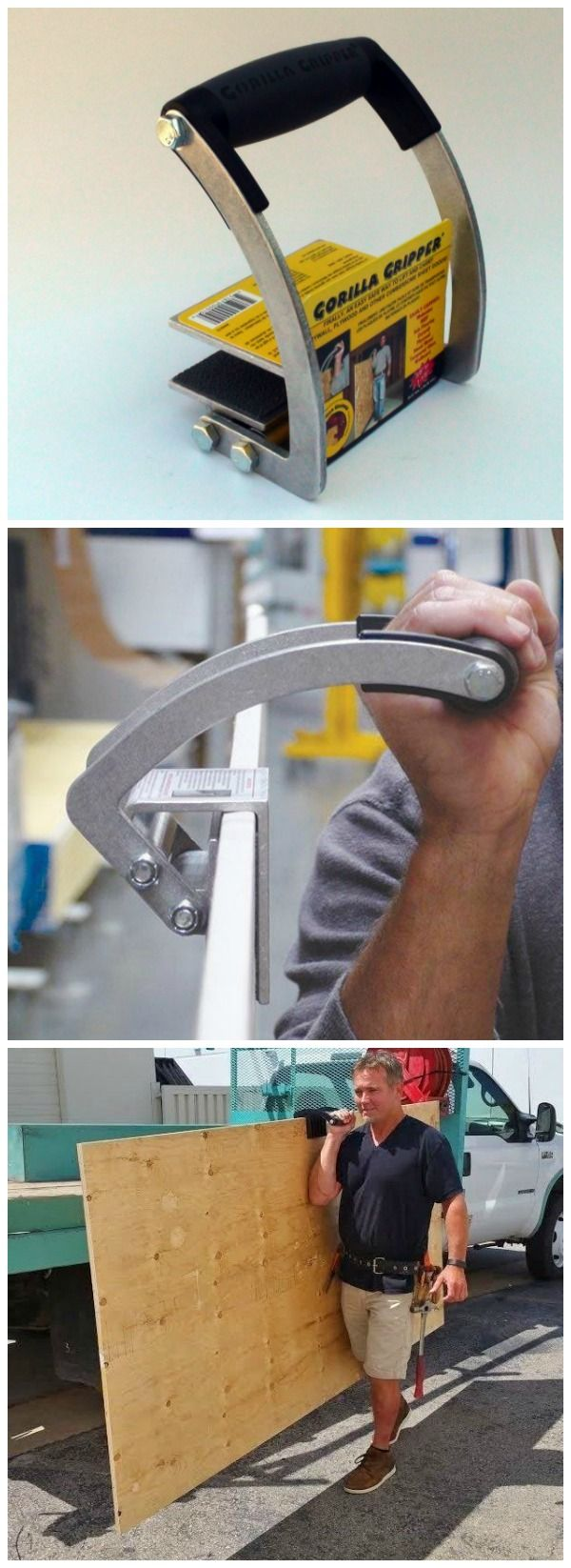 The Gorilla Gripper Is The Panel Carrier That Makes