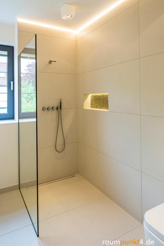Indirekte Deckenbeleuchtung   LED Leiste   Badezimmer planen ...