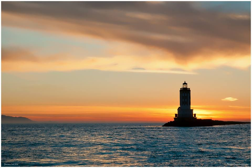 Angel's Gate San Pedro, CA San pedro, Lighthouse, Seaside