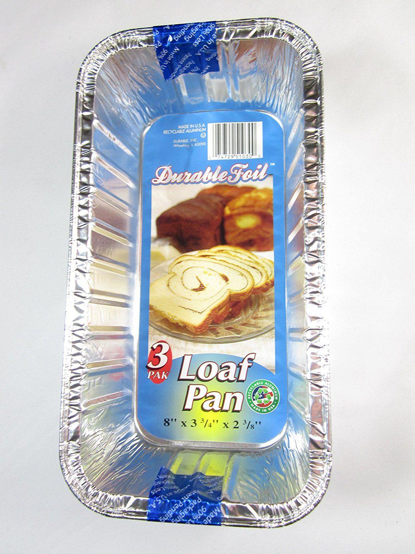 36 dispoable medium size loaf pans click image to get