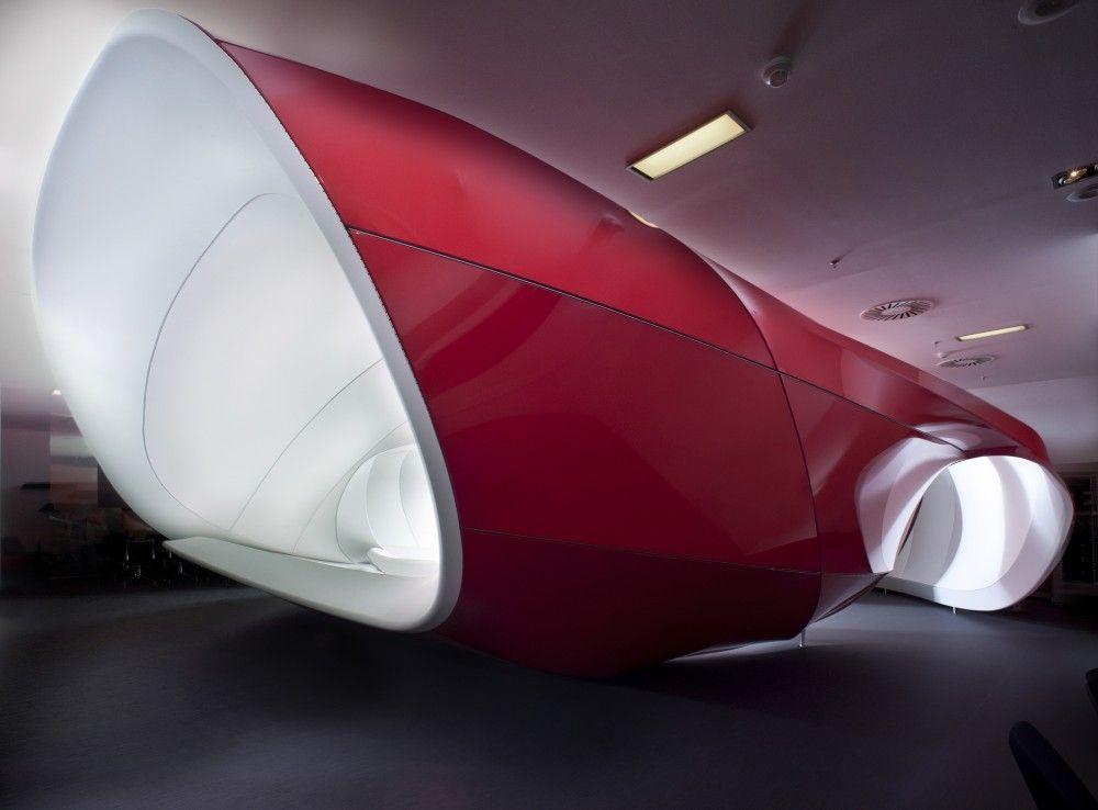 Vodafone CEC / IO Studio