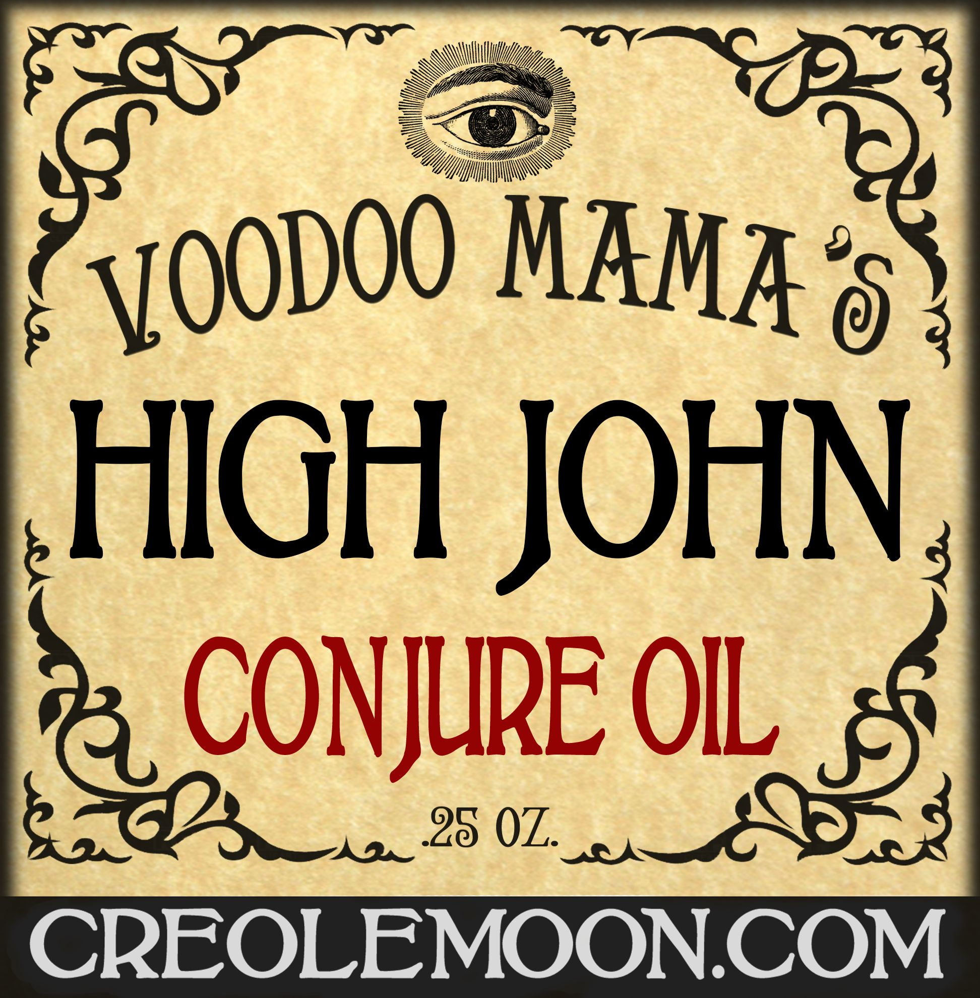 High John da Conqueror Conjure Oil | OH MY GOD!! | The conjuring