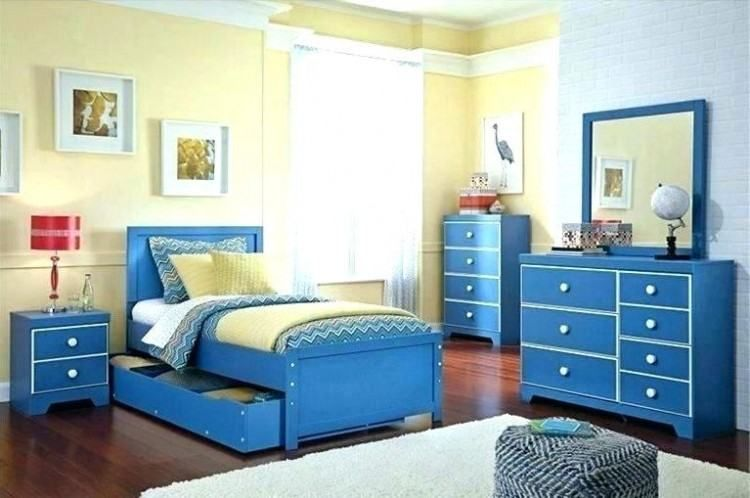 Navy Blue Bedroom With White Furniture Rustic Bedroom Furniture