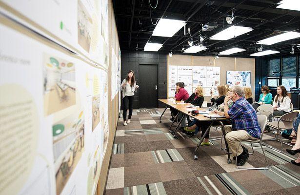 UKCoD Events Interior Design Undergraduate Open House