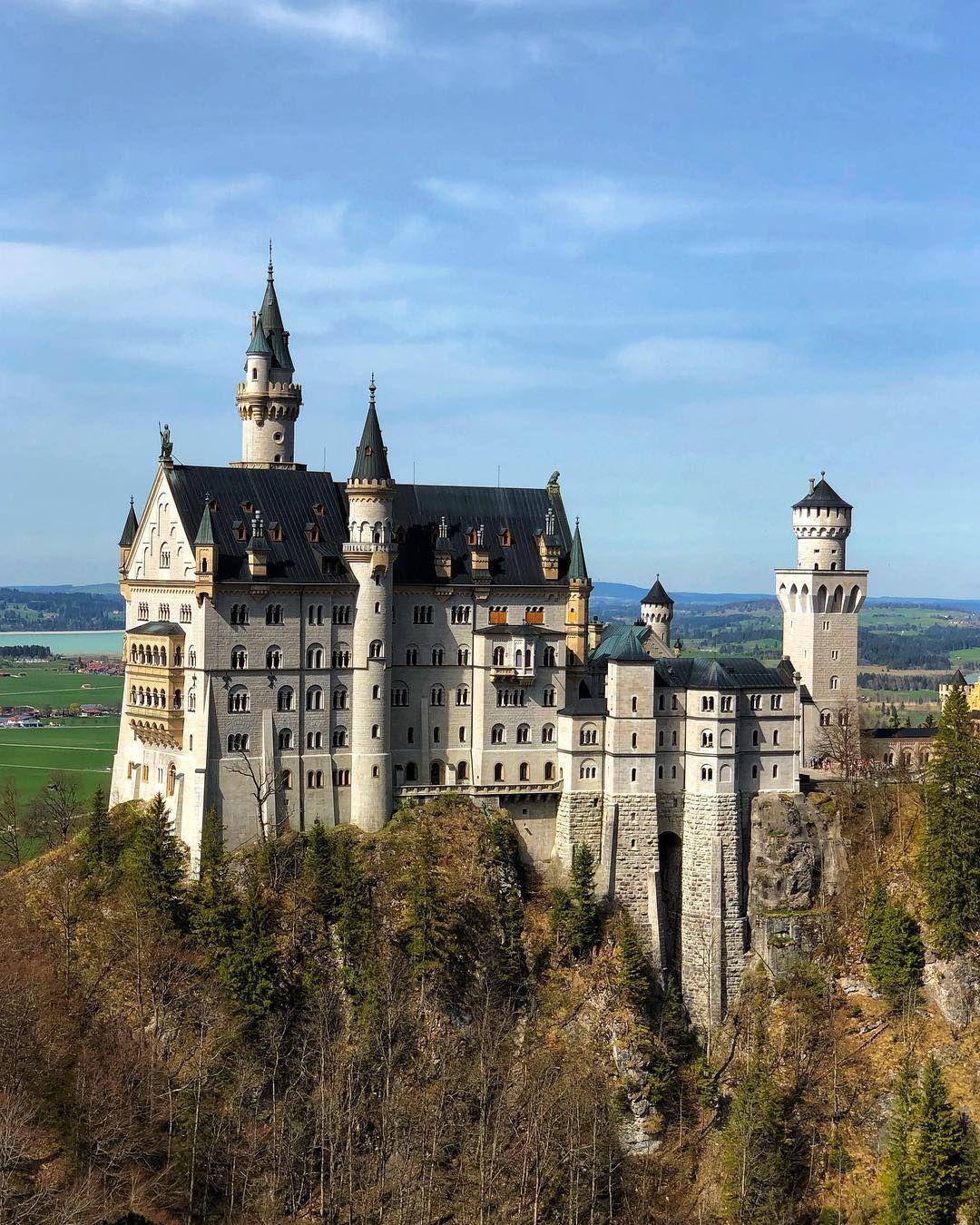 New The 10 Best Travel With Pictures Das Disney Schloss Neuschwanstein Schloss Hohenschwangau Und Der Wundersc Travel Experts Travel Amazing Photography