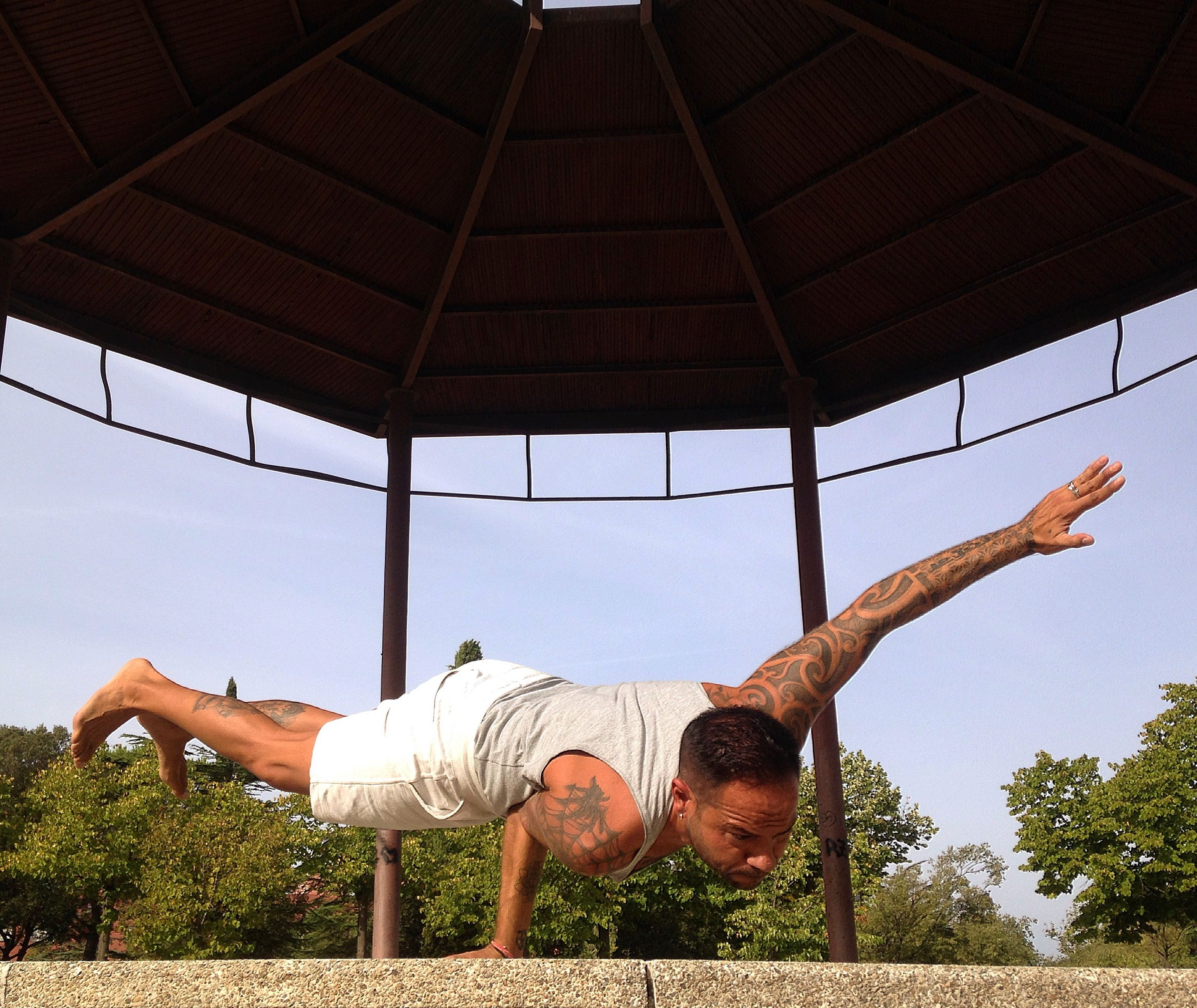 www.yogaconarjuna.com #virayoga #yogaconarjuna