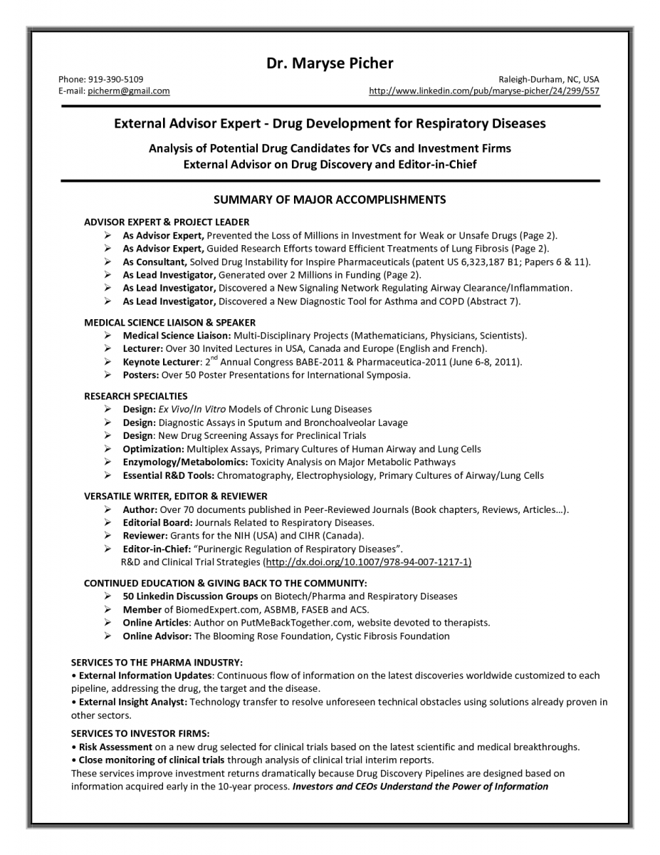 Respiratory Therapist Resume Examples | Sample Resumes | Respiratory ...
