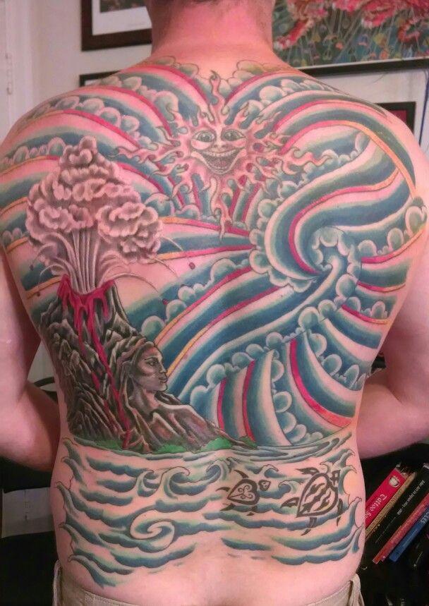 Vulkan Tattoo