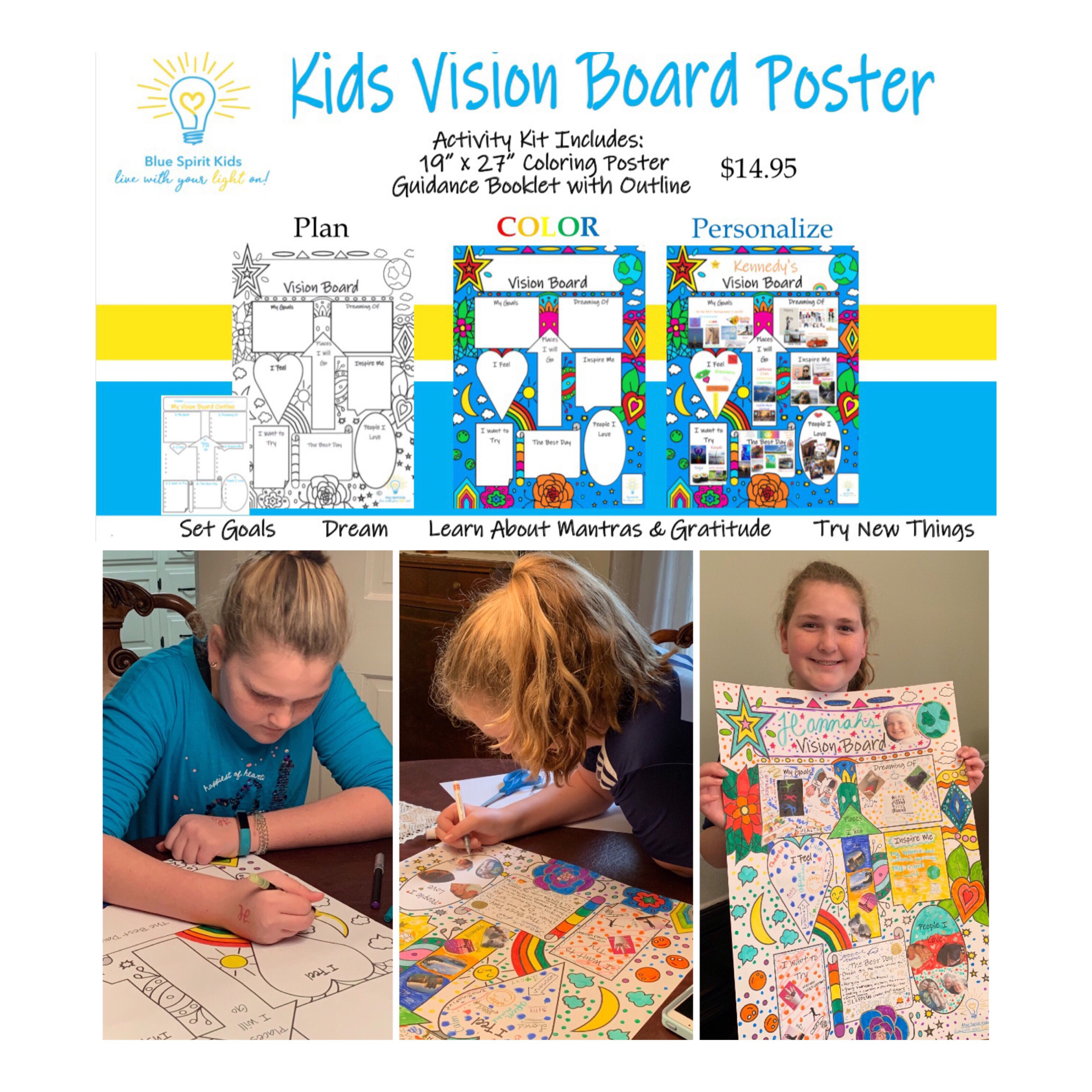 What A Great Positive Activity For Kids With Images