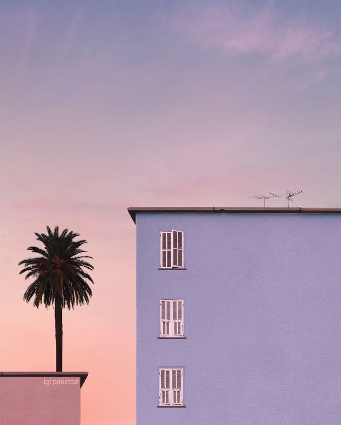 My Endless Summer In Minimalist Pictures