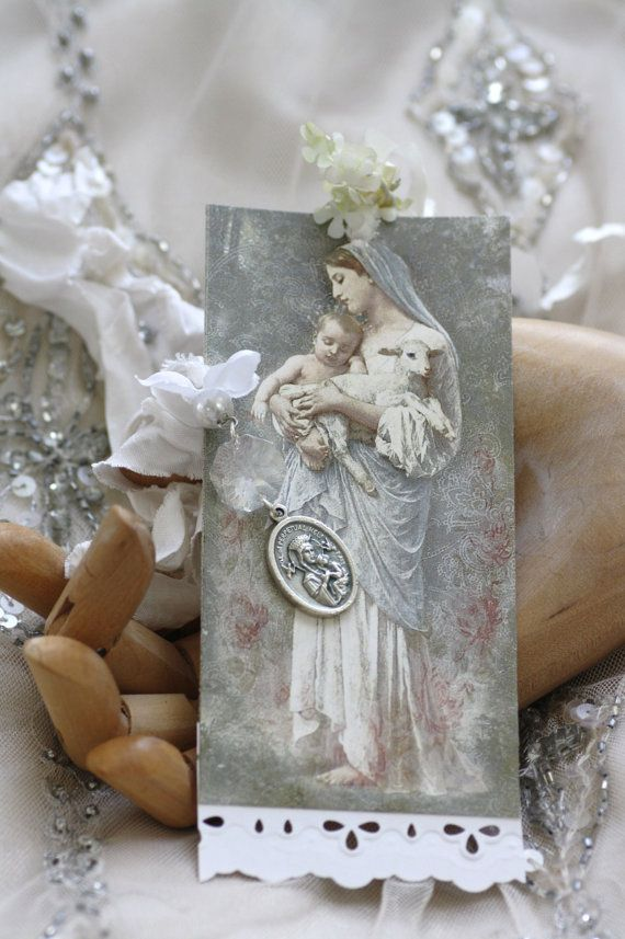 mary's lamb - special reserve gift tags for abbieb120255