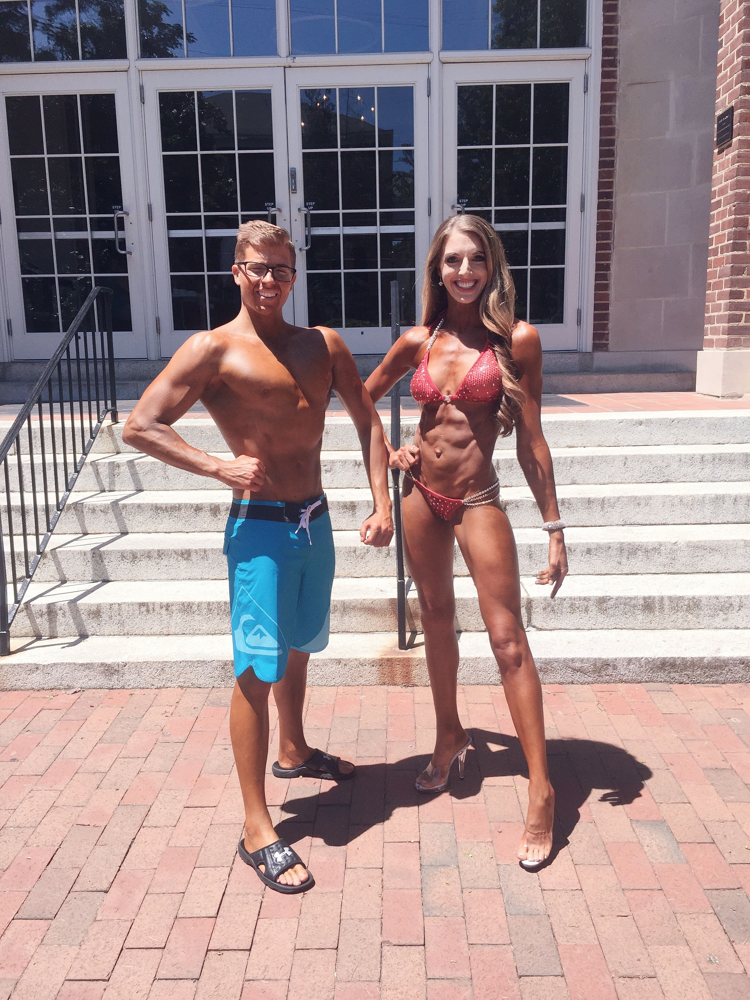 Fitness Competition Recap - Beyond Fit Mom