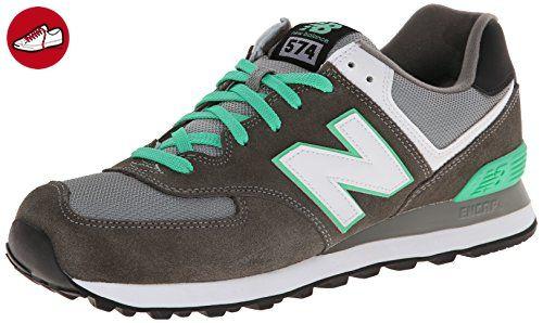 New Balance Ml574 D, Herren High-Top Sneaker, Grau (cpf Grey ...