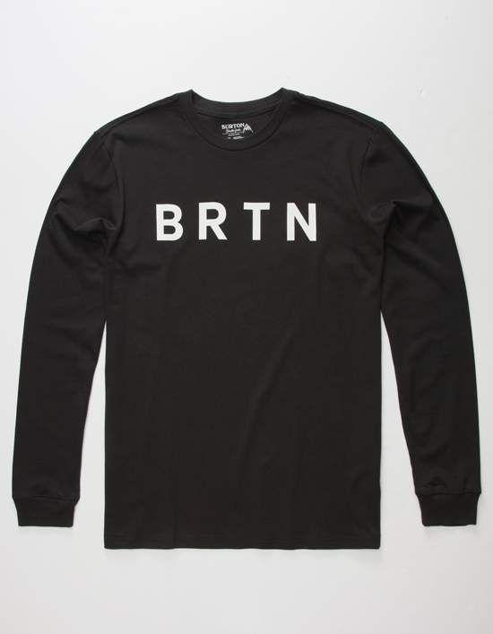 BURTON snowboard BRTN Crew Fleece Sweatshirt mens LG Grey Heather New In Package