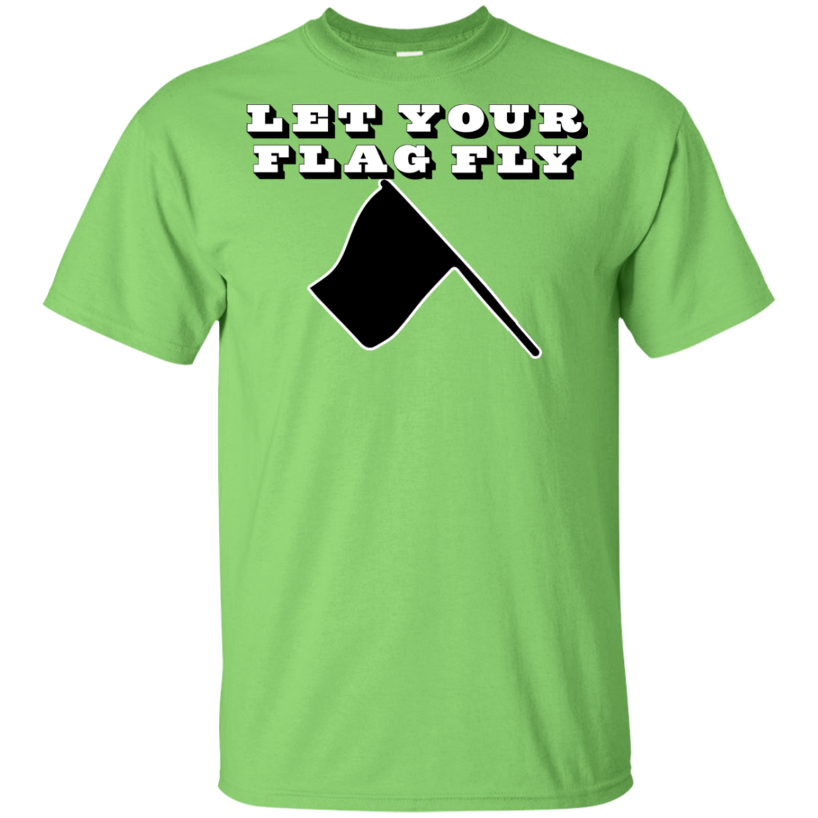 Let Your Flag Fly Color Guard Front And Back Print Designs Gildan Youth Ultra Cotton T Shirt Print Design Color Guard Shirts