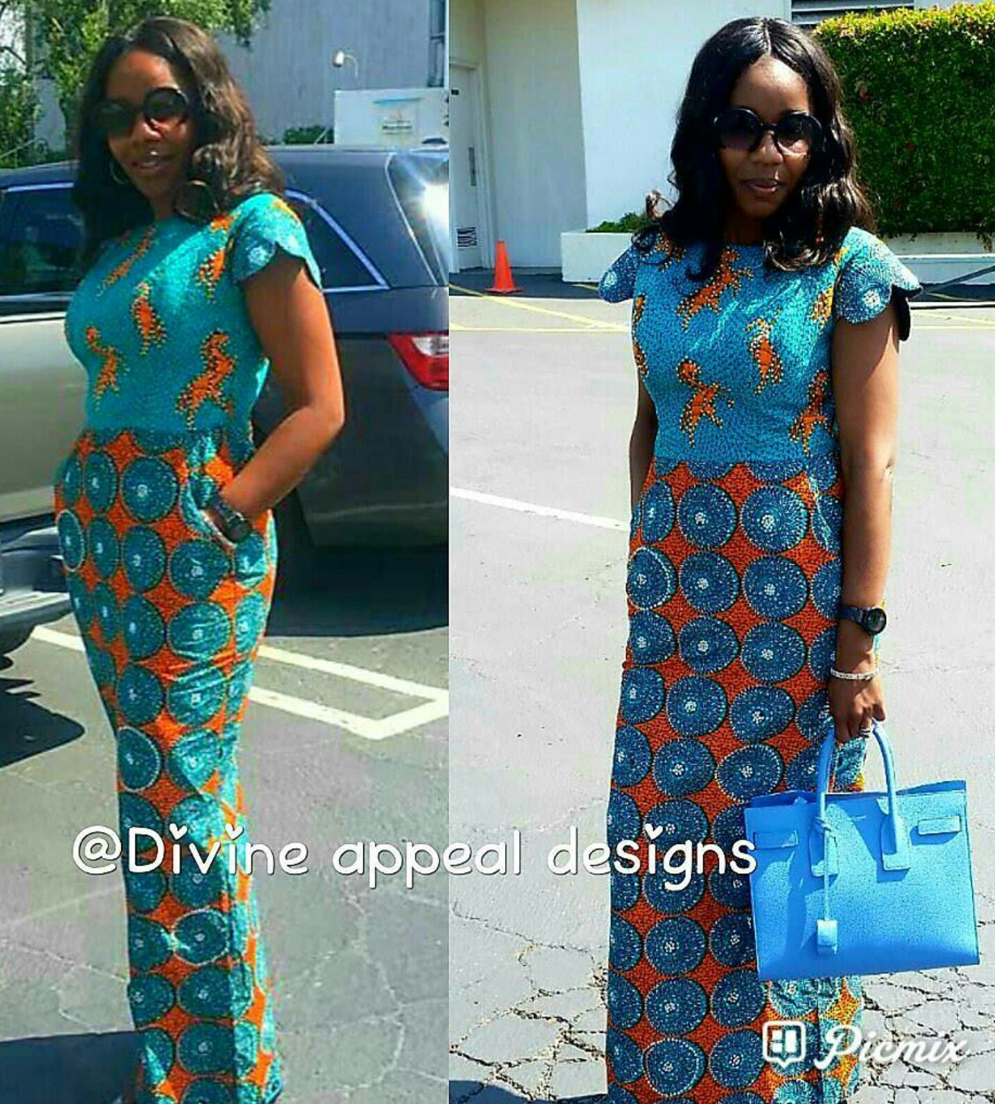 African Fashion - Divine Appeal Designs | Peculiar | Pinterest ...
