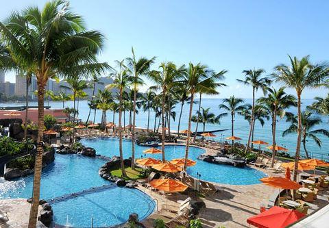 Sheraton Waikiki Hotel Honolulu