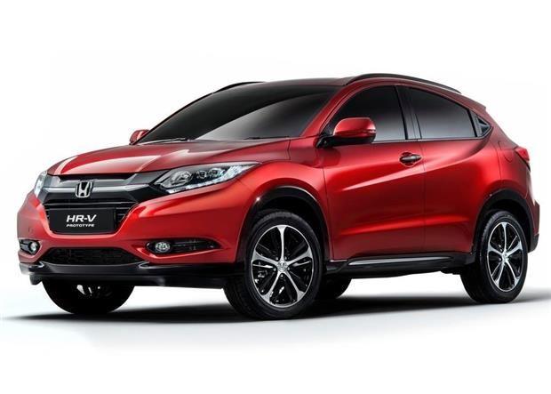 Honda HR-V : le premier SUV compact hybride au Mondial 2014 ?