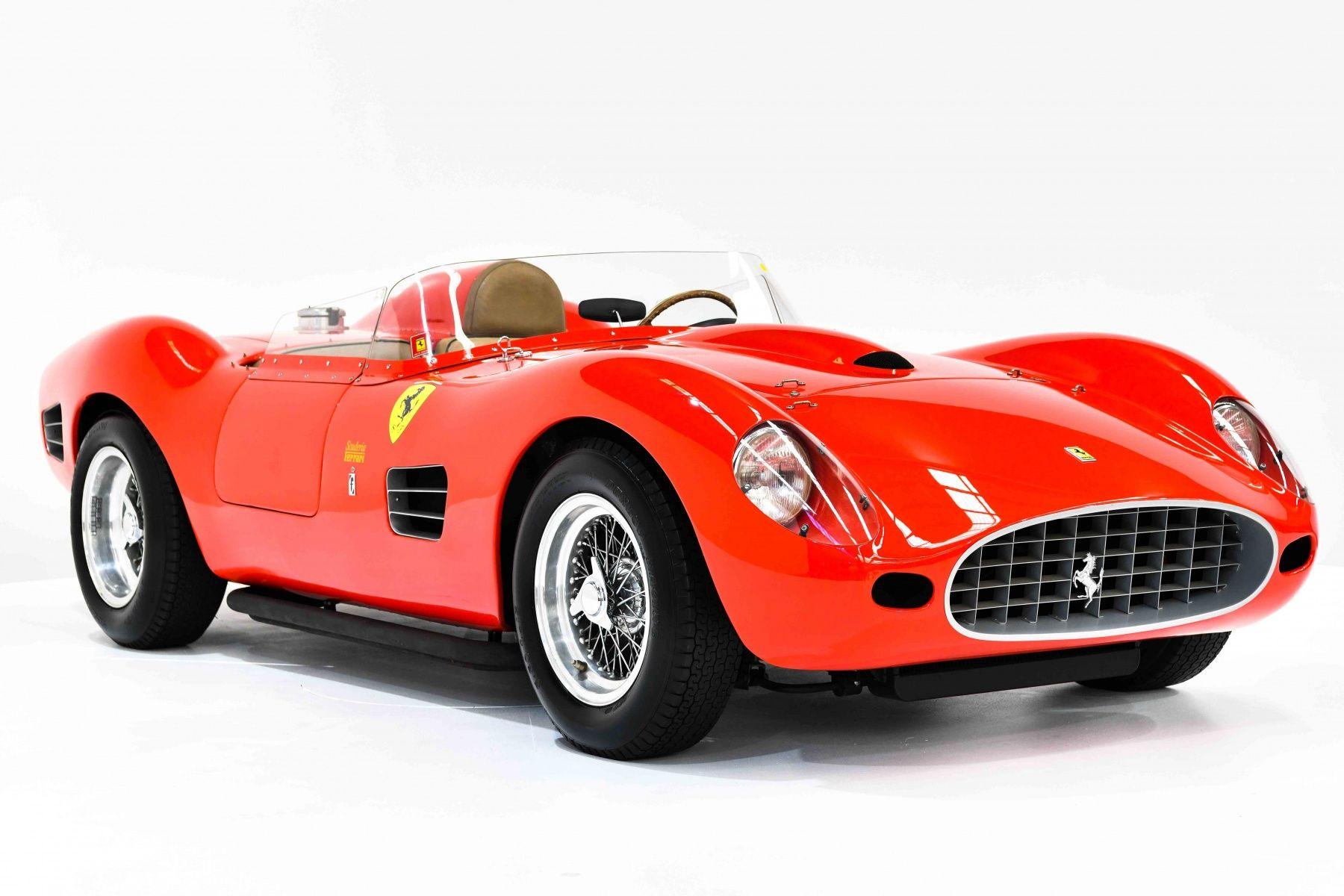 1959 Ferrari 250 Testarossa