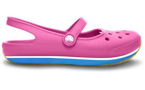 Women's Crocs Retro Mary Jane   Women's Flats & Mary Janes   Crocs Official Site