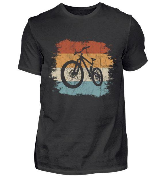 Retro Vintage Biking Mtb Mountain Bike T Shirt Zx03 In 2020 Bike Tshirt T Shirt Logo Design Printed Shirts