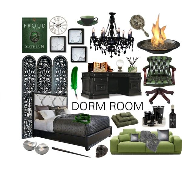 Ideas for how to create a cozy home away from home dorm for Room decor harry potter