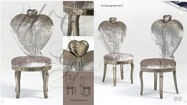 Charming Glamorous Furniture