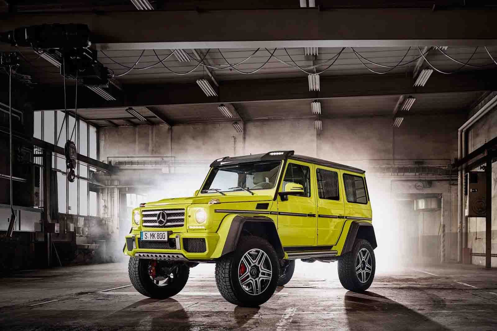 Mercedes Benz G500 4x4 2 Pictures G500 4x4 2 Pictures G500 4x4