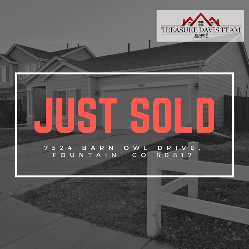 Just Sold Real Estate Agency Colorado Springs Us Real Estate