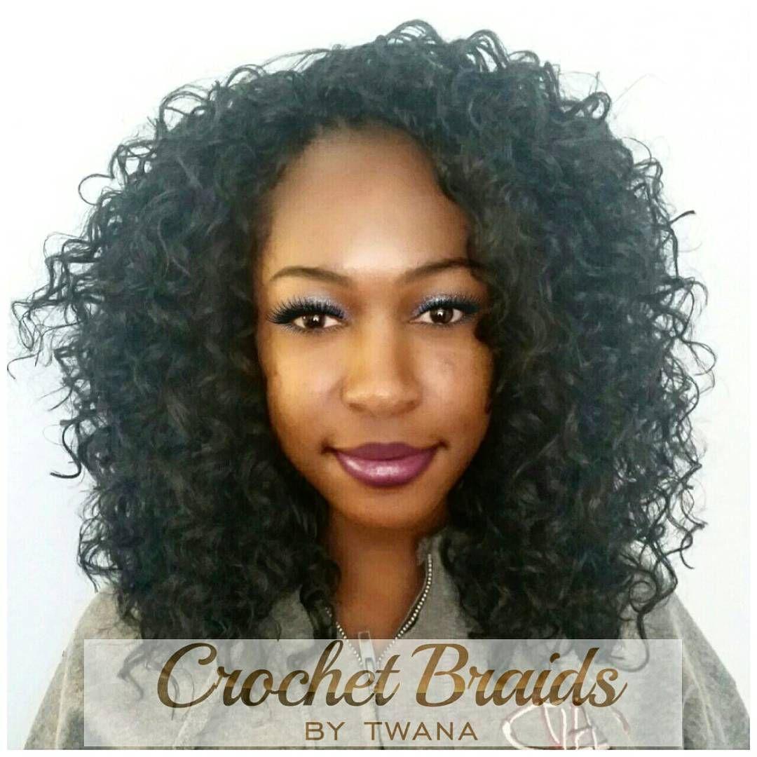 Crotchetbraids protectivestyles my creations pinterest
