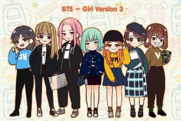K-POP Town 16+#BTS