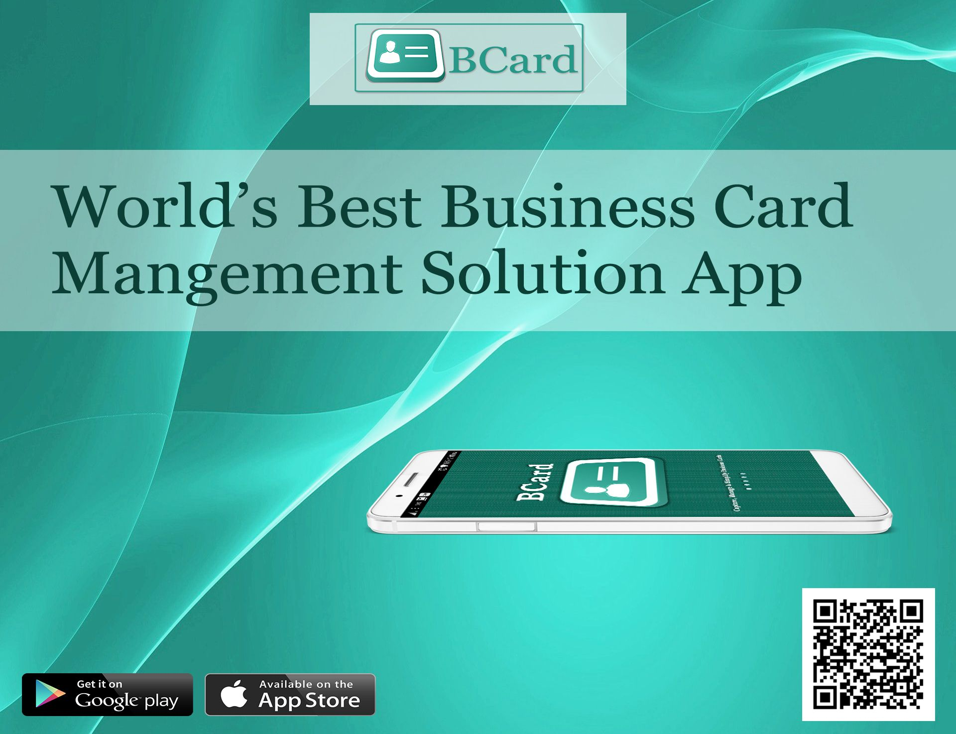 Save Time Save Paper Use BCard Reader and digitize your Paper ...