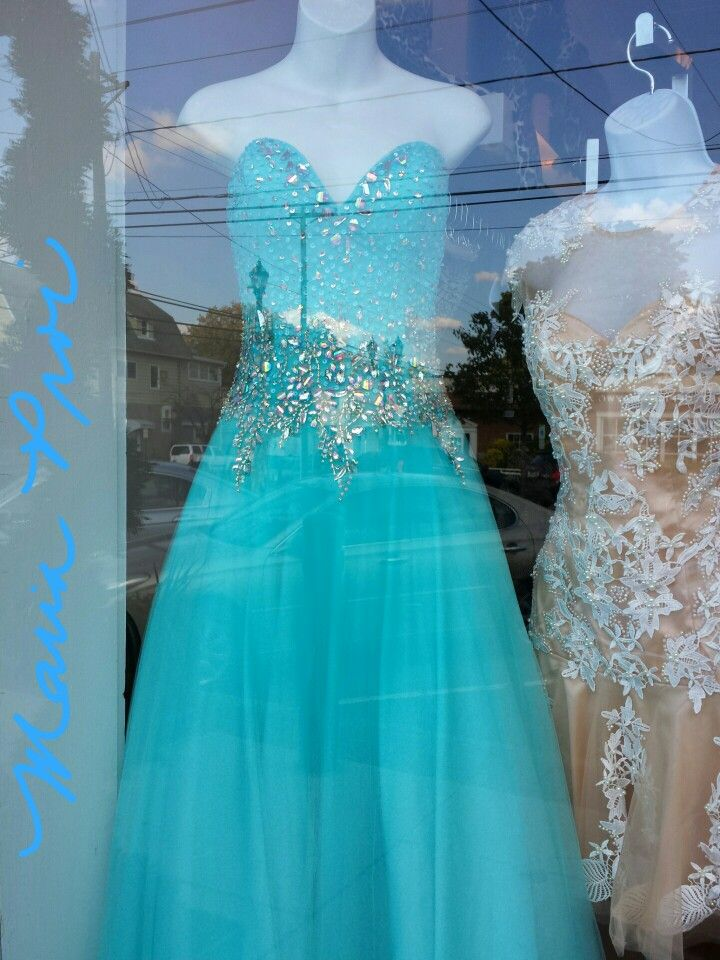 Gorgeous Gown & Cocktail Dress at The Fig Leaf Boutique, Maywood, NJ ...