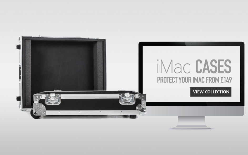 half off c73fd 1dc11 See our huge range of popular Apple iMac Flight Cases and carry bags ...