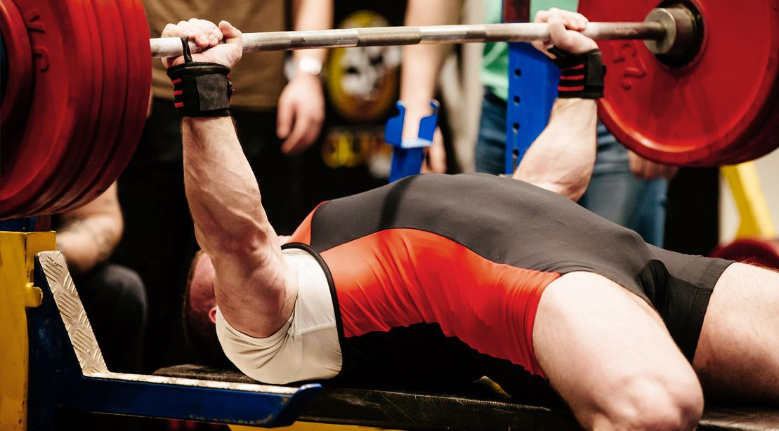 6 Big Benching Tips From A World Record Holder Bench Press Weights Exercise Record Holder