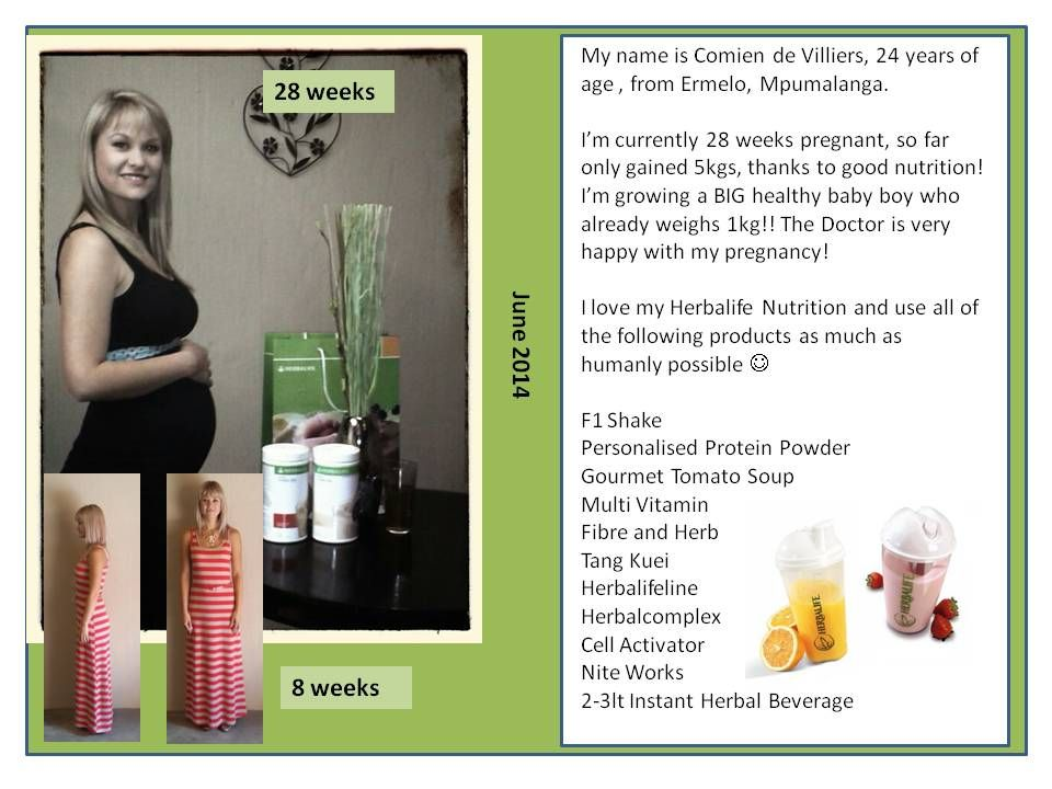 My Journey On Herbalife While Being Pregnant So Healthy
