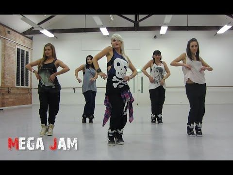 'Yonce' Beyonce choreography by Jasmine Meakin (Mega Jam) - YouTube