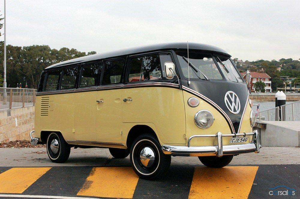 1965 Volkswagen Kombi Transporter Type 1 Microbus Kombi