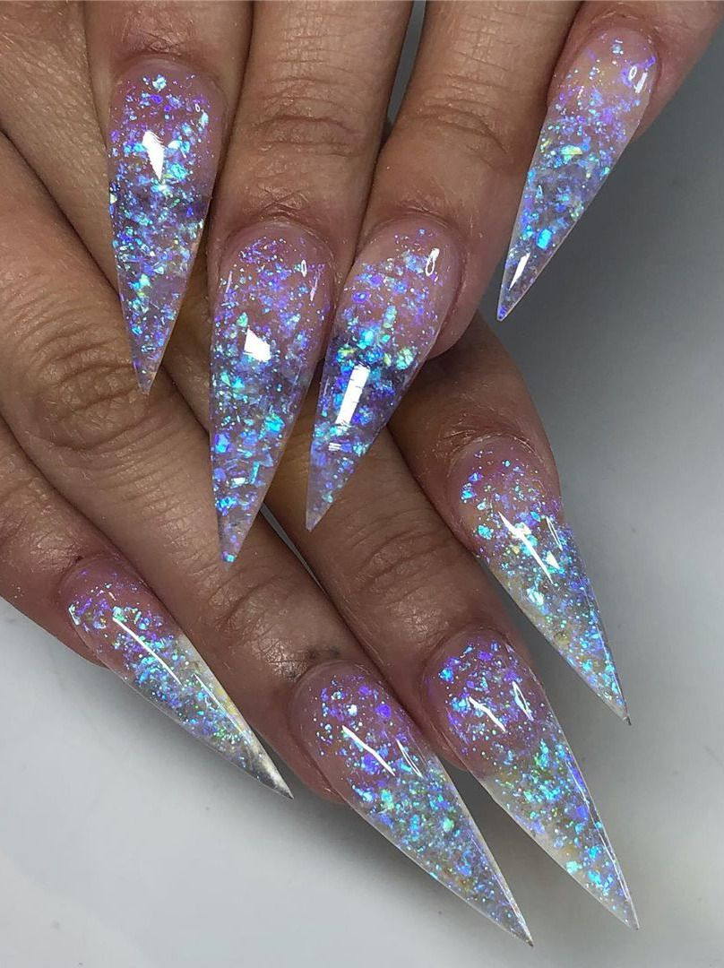 30 Outstanding Nail Ideas On How To Try 2019 With Images